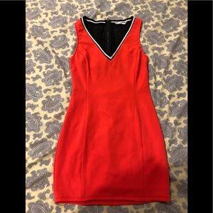 NWOT SMALL Lush bodycon dress